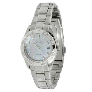 Citizen Womens Eco drive Regents Diamond Watch