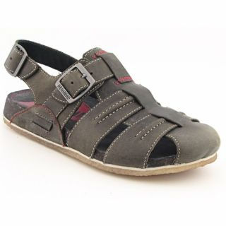 Clarks Mens Originals Men In Grey Suits Brown/Grey Fisherman Shoes