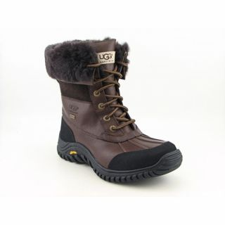 UGG Australia Womens Brown Obsidian Adirondack Boot II Snow Boots