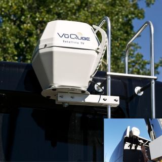 Antenne Satellite nomade VuQube   Achat / Vente ANTENNE Antenne