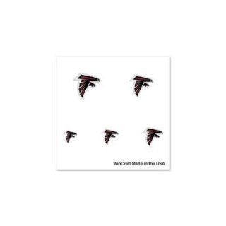 ATLANTA FALCONS OFFICIAL LOGO FINGERNAIL TATTOOS: Sports