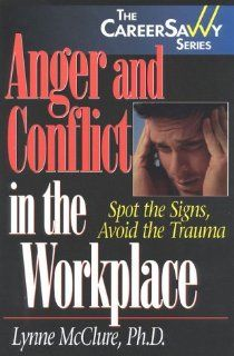 Anger and Conflict in the Workplace: Spot the Signs, Avoid