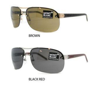 Mont Blanc Womens MB183 Fashion Sunglasses