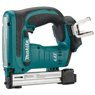 Makita BST221Z 18V LXT Li Ion Cordless 3/8 Crown Stapler (Bare Tool