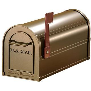 Salsbury Bronze Heavy duty Rural Mailbox Today $90.99 5.0 (6 reviews