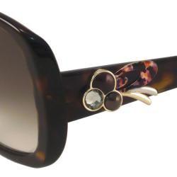 Marc Jacobs MJ315 Womens Rectangular Sunglasses