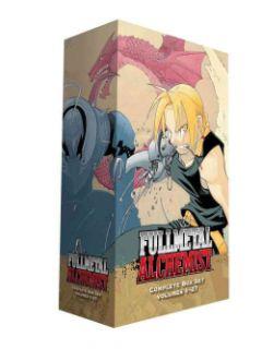Fullmetal Alchemist Complete Box Set 1 27 (Paperback)