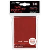 Ultra Pro Card Supplies YUGIOH Deck Protector Sleeves Red