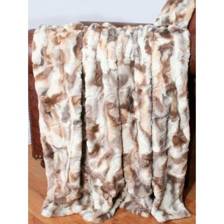 Arizona Faux Fur 50x60 inch Throw Today $32.49 4.8 (12 reviews)