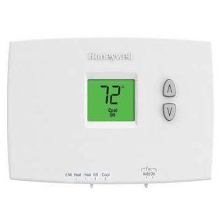 Honeywell PRO 1000 Heat Pump Non Programmable Thermostat