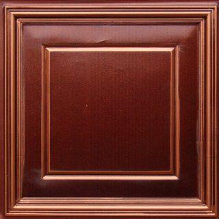 224 Decorative Ceiling Tiles Drop In 24x24 Antique Copper