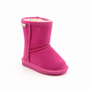 Bearpaw Toddler Emma Pink Rose Boots Snow Shoes
