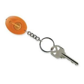Baumgartens Flashlight Key Chain BAU68299 Everything Else