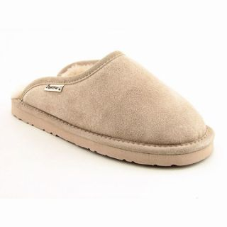 Bearpaw Mens Darwin Beige Sand Slippers Shoes