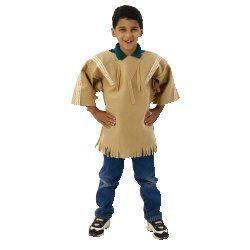 Multi Ethnic Ceremonial Costume   Native American Boy