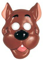 Scooby Doo tm Elasticated Face Mask for Children Toys