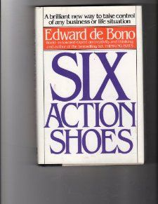 Six Action Shoes (9780887305139) Edward de Bono Books