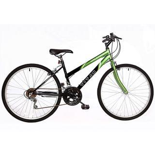 Titan Wildcat Womens Lime Green/ Black Mountain Bike Today $196.18