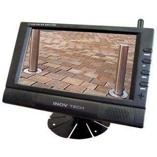 Caméra de recul vision nocturne, sans fil   Achat / Vente CAMPING CAR