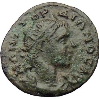 Gordian III 238AD Nicaea Ancient Roman Coin Three legionnary standards