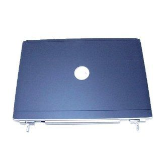 M219M   Dell Inspiron 1545 LCD Back Cover with Hinges Blue
