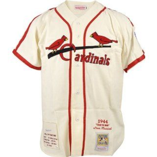 Stan Musial St. Louis Cardinals Autographed 9 Stat Embroidered Patch