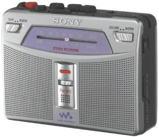 Sony WM GX221 Walkman Stereo Cassette Player/Recorder with