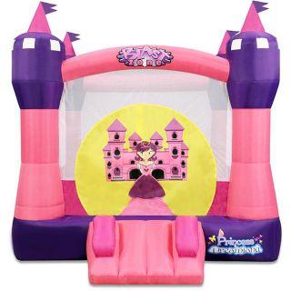 Princess Dreamland Bounce Castle by Blast Zone