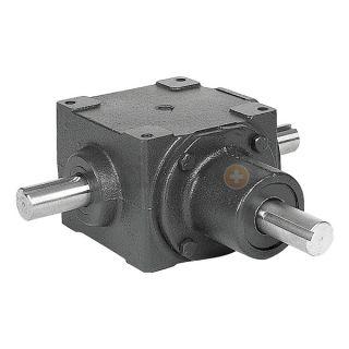 Hub City 165 3/1ABSP Gear Drive, Bevel, 1750 rpm, 5.2 HP, CI