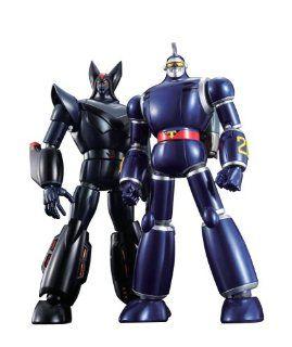 GX 44S Tetsujin 28 & Black Ox Set Soul of Chogokin Metal