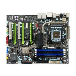 EVGA nForce 790i SLI FTW Desktop Board