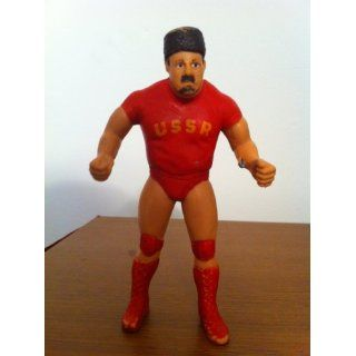 WWF LJN Nikolai Volkoff 1985 loose action figure