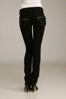 Miss Sixty  Binky Zip Pants  for women
