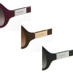 Calvin Klein Womens CK7748S Oval Sunglasses