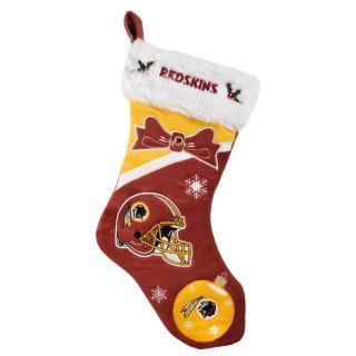 Washington Redskins Polyester Christmas Stocking