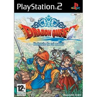 DRAGON QUEST LODYSSEE DU ROI MAUDIT   Achat / Vente PLAYSTATION 2