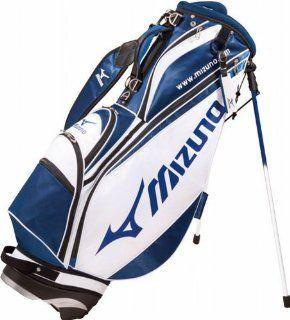 Mizuno Golf Japan Tour Style 077 Cart Caddy Bag WH/NV