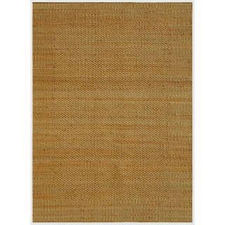 Hand woven Natural Jute Rug (6 x 9)