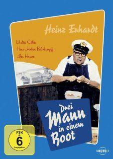 Drei Mann in einem Boot: Walter Giller, Heinz Erhardt