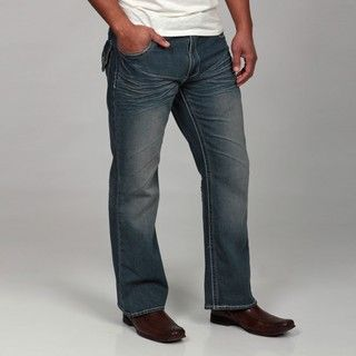 Hollywood Mens 50 El Sinore Bootcut Jeans
