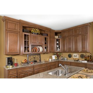 Glaze Wall Kitchen Cabinet (12x30) Today $343.39