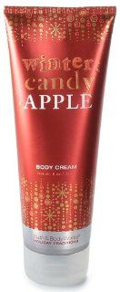 Holiday Traditions Winter Candy Apple Body Cream 8 oz (226 g) Beauty