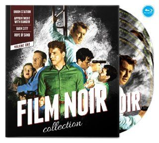 Film Noir Collection Volume One (Union Station