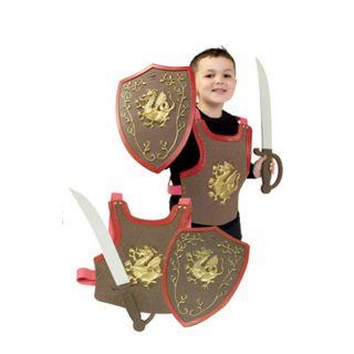 Medieval Warrior Costume Set