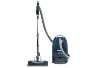 Panasonic Platinum HEPA Canister Vacuum Cleaner