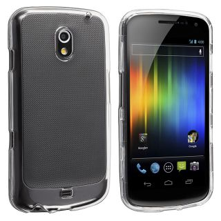 Clear Snap on Crystal Case for Samsung Galaxy Nexus i9250