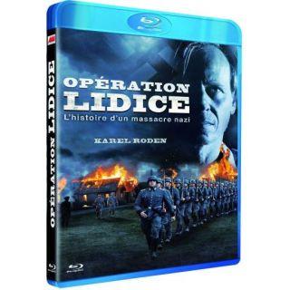 Operation Lidice, lhistoiren BLU RAY FILM pas cher
