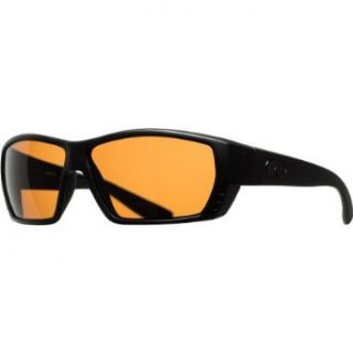 Costa Del Mar Tuna Alley Blackout Polarized Sunglasses