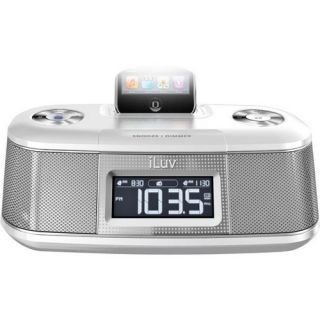 jWIN iMM153 Digital Dual Alarm Clock Radio