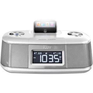 jWIN iMM153 Digital Dual Alarm Clock Radio